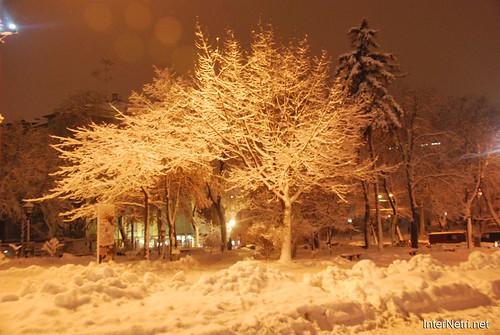 Засніжений зимовий Київ 084 InterNetri.Net Ukraine