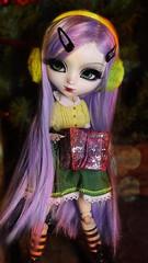 Aona (Lunaria Nfield) Tags: aona pullip pullips mi custo custom white skin lunaria nfield doll dolls