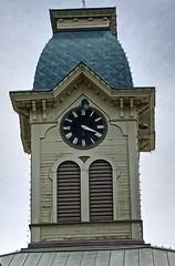 Crawford County Courthouse- Van Buren AR (2) (kevystew) Tags: arkansas crawfordcounty vanburen us64 us71 usccarcrawford courthouses courthouse clock clocktower countycourthouse