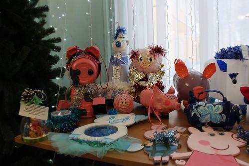 ДК Магистраль Конкурс новогодних игрушек 2018 (24)