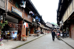 Datong Ancient Town 大同古鎮 (MelindaChan ^..^) Tags: datong ancient town 大同古鎮 sichuan china 四川 成都 邛崍市 chanmelmel mel melinda melindachan life house heritage color pattern chinese architecture