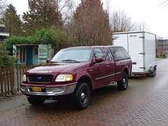 FORD F 150  63-VG-NL 1997 / 1999 Apeldoorn Orden (willemalink) Tags: ford f 150 63vgnl 1997 1999 apeldoorn orden