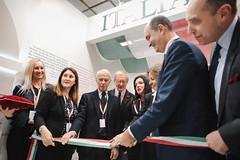 Inaugurazione Padiglione Italia