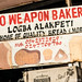 No Weapon bakery?