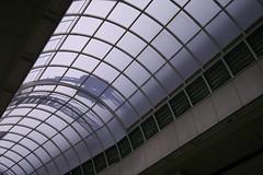 20190308_P1040638-3x2 (NAMARA EXPRESS) Tags: street 3x2 construction structure arcade roof shadow city urban daytime indoor spring color kobe hyogo japan silkypix ds61 panasonic lumix dmcgm1 gm1 20mm namaraexp