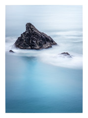 The Island (Rich Walker Photography) Tags: abstract sea longexposures longexposure longexposurephotography ocean island rock seastack cornwall england efs1585mmisusm eos eos80d landscape landscapephotography landscapes minimalistic