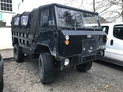 Forward Control (Sam Tait) Tags: land rover forward control special 35 3500 v8 black 4x4 retro rare vintage classic go below wales randy lover chunk chunky pick up truck anywhere abandoned mine vehicle beast mode