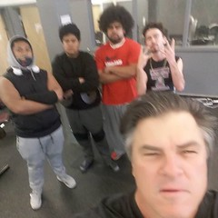 """MLK inspiration #TartarStrong It was long ago when in his famous voice he uttered """"judge not a man by the color of his skin but by the content of his max rep""""  the dedicated made it out for some extra work today! (clovertim) Tags: instagram timokeefe tim okeefe"""