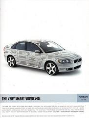 2005 Volvo S40 Sedan Aussie Original Magazine Advertisement (Darren Marlow) Tags: 2 4 5 20 2005 v volvo s 40 s40 sedan c car cool collectible collectors classic a automobile vehicle swiss sweden swedish e european europe 00s