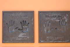 """The Sherman Brother's Disney Legends Plaques • <a style=""""font-size:0.8em;"""" href=""""http://www.flickr.com/photos/28558260@N04/44015760490/"""" target=""""_blank"""">View on Flickr</a>"""