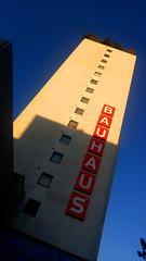 Bauhaus apartment building (Light Orchard) Tags: berlin germany deutschland efficiency design ©2018lightorchard bruceschneider architecture structure building