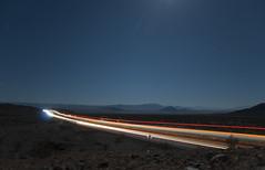 Night driving at California desert (George Baritakis) Tags: california desert roadtip zzyxx