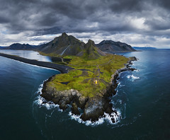 Aerial View of Stokksnes (Iurie Belegurschi www.iceland-photo-tours.com) Tags: adventure arctic aerialphotography aerial aerialphoto beautiful beach blue black birdseyeview blacksandbeach cloudy clouds cold cliff coastal daytours dreamscape dreary earth enchanting fineartlandscape fineart fineartphotography fineartphotos finearticeland guidedphotographyworkshops guidedphotographytour guidedtoursiceland guidedtoursiniceland icelandphototours iceland icelandic icelanders icelandphotographyworkshops icelandphotographytrip icelandphotoworkshops dji sky landscape landscapephotography landscapephoto landscapes landscapephotos mountain nature outdoor outdoors overcast ocean oasis phototours phototour photographyiniceland photographyworkshopsiniceland rocky seascape tours travel travelphotography tripsiceland view vestrahorn workshop water workshops eystrahorn stokksnes stokksnespeninsula mountvestrahorn mounteystrahorn hvalnes lighthouse yellow