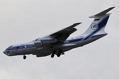 RA-76950 (LIAM J McMANUS - Manchester Airport Photostream) Tags: ra76950 volgadnepr vda vi ilyushin il76td il76 il7 ilyushinil76 manchester man egcc