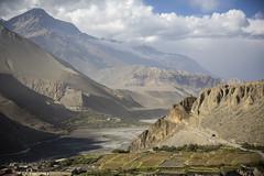 Kagbeni (Jono Dashper Wildlife) Tags: kagbeni annapurna conservation area lower mustang nepal mountains landscape wild nature jonodashper jonathondashper canon 5d 2018 trekking