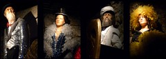 Personnages (Raymonde Contensous) Tags: muséedesartsforains thêatredumerveilleux festivaldumerveilleux personnagesdecire musée pavillonsdebercy paris portraits costumes