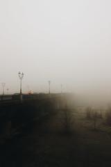 Ponte nella nebbia (matteoguidetti) Tags: nebbia fog mist bridge city urban architecture moody creepy ponte atmosfera città urbano parma paesaggio paesaggiourbano urbanphotography street