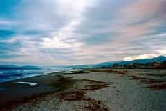 Il mare invernale (michele.palombi) Tags: winter 2018 film 35mm analogic fujifilm natura 1600asa tuscany versilia