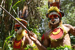 Hagen warriors (Jojje Olsson) Tags: png papuanewguinea asia pacific tribes tribal nature highlands mountains culture