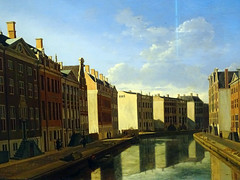 The golden curve in the Herengracht in Amsterdam / Gerrit Adriaensz Berckheyde (Beyond the grave) Tags: art amsterdam painting thegoldencurveintheherengrachtinamsterdam gerritadriaenszberckheyde rijksmuseum netherlands holland