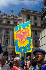 Brexit March (justingreen19) Tags: 2018 brexit demo eu england europe europeanunion history london nationalmarch pallmall sw1 stjamess stopbrexit usco antibrexit banner city crowds currentaffairs demonstrate demonstration freedomofspeech future gather gathering government justingreen19 lettering message news organisedmarch peolp people peoplesmarch photojournalism placard political politics proeuropean protest protesters protesting referendum remain remainers sign signage stayineurope typeface warning westminster