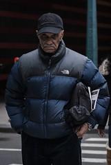 Yeah, I feel the same about Mondays. (dtravano) Tags: 50mmlens nikond3000 streetphotography photooftheday lightsandshadows colorsandtones nyc newyorkers urbanstyle streetscene citylife
