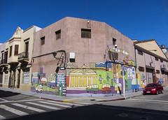Ciudad Vieja Graffiti (George Baritakis) Tags: montevideo uruguay latin latinamerica sudamerica graffiti photography city cityscape travel travelblog travelling