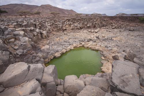 Water reserve - Djibouti