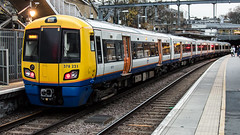 378231 (JOHN BRACE) Tags: 2009 bombardier derby built class 378 capitalstar emu 378231 seen highbury islington london overground livery