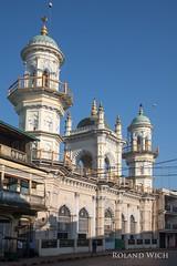 Mawlamyaing (Rolandito.) Tags: south east southeast asia südost asien myanmar burma birma birmanie birmania mawlamyain moulmein moschee mosque