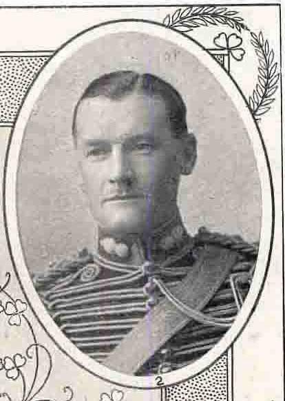 Hamilton Clibborn, Cuthbert John 1895