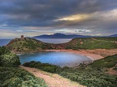 Torre e baia del Porticciolo, Alghero.  #seascape #landscape #sardinia #sardegna #alghero #porticciolo #nature #baia (Gavino Bazzoni) Tags: seascape alghero sardinia nature sardegna baia porticciolo landscape