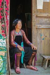 Dong woman - Huanggang dong village - China (Sjak11) Tags: sonyhuanggangdongvillage instagram china