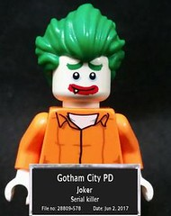 Joker Mugshot