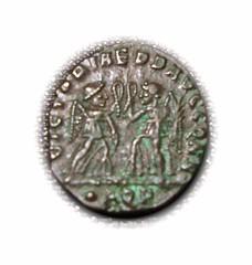 Constans (Bahrfeldt) Tags: coin ancient roman imperial