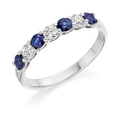 True blue, baby I love you 💙 . . . #voltairediamonds #diamond #diamonds #diamondring #ringinspo #eternityring #sapphire #bluesapphire #sapphires #sapphirering #diamondsandsapphires #anniversaryring #christmasgift #christmaspresent #christmas201 (VoltaireDiamonds.ie) Tags: diamond rings engagement jewellery