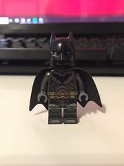 DC's Batman (Smallville) (Numbuh1Nerd) Tags: lego purist custom dc superheroes minifigures television smallville bruce wayne clark kent superman cw arrowverse cwverse berlantiverse season 11 bat family nightwing