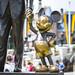 Mickey Monument Walt Disney World (jimisPHOTOS) Tags: disney disneyworld disneyland waltdisneyworld mickey mouse statue monument orlando florida tribute fuji
