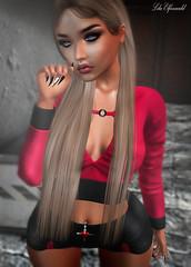 Nr459 (manjasiebenhaar) Tags: doux slackgirl on9 elleboutique cherrybloom cosmopolitan