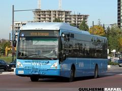 5131 (Guilherme Rafael) Tags: van hool ag300 yrt york region transit brt viva