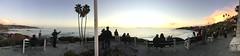 Laguna Beach Sunset (hinxlinx) Tags: laguna beach socal southern california sunset ocean sky cloud
