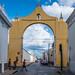 2018 - Mexico - Merida - Dragones Arch
