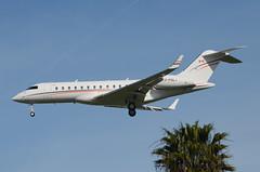 Morningstar Partners Ltd. Bombardier Global 6000 (C-FOEG) LAX Approach 2 (hsckcwong) Tags: morningstarpartnersltd bombardierglobal6000 cfoeg klax lax global6000 bd7001a10