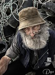 Marinero (Dopior) Tags: 2008 hombre pescador series sociales retrato