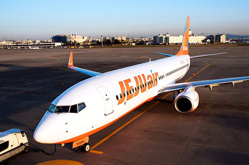 Christmas Launch for Jeju Air Seoul to Chiang Mai Flights!