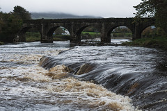 DSC03897 (.ldh) Tags: 2018 bridge buncrana nature river water