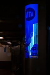 MTA Help Point, needs Help (wwward0) Tags: 1train blue broken canalst cc communications device illuminated manhattan mta nyc sign station subway technology telephone text underground wwward0