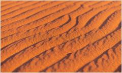Desert Textures (nickyt739) Tags: desert textures patterns wadi rum jordan orange red sand grains lines nikon levant middle east explore explorer travel traveller colour cheerful dslr d750 fx flickrsbest landscape