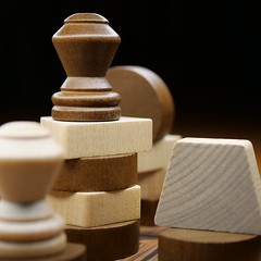 Tak [MacroMondays] [Hobby] (trustypics) Tags: macromondays nameofthewind tak thewisemansfear board game hobby