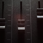 Faders of a Mixing Console thumbnail
